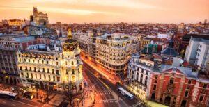 Madrid, una ciudad moderna y cultural