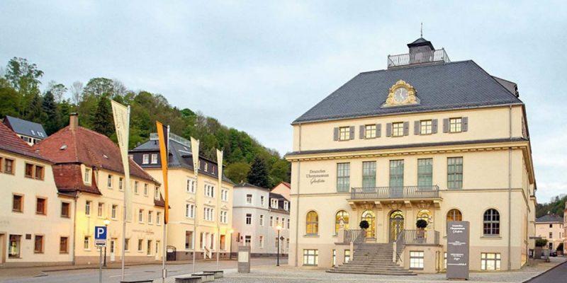 Museo alemán del reloj