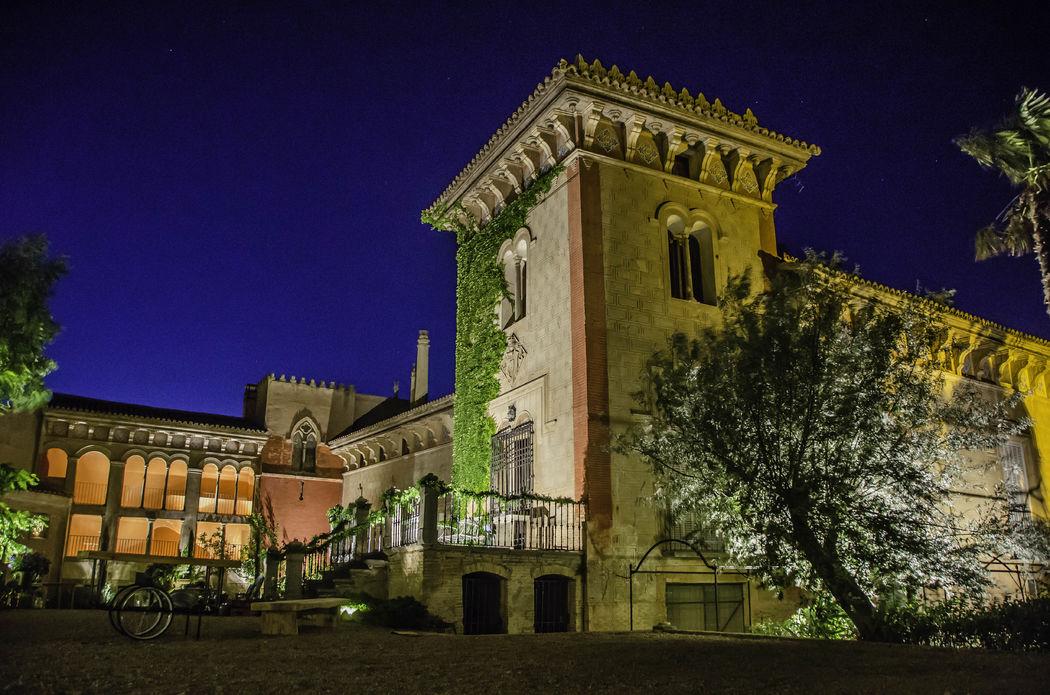 Palacio de los Duques de Villahermosa