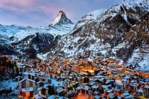 Suiza, un país de belleza espectacular