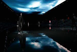 Afterworld: The Age of Tomorrow, el videojuego futurista de Balenciaga