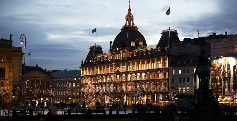 La Navidad en Copenhague