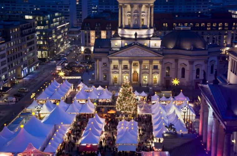 Berlin en Navidad
