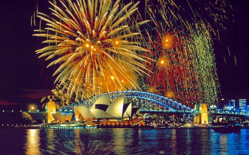 Nochevieja en Sydney