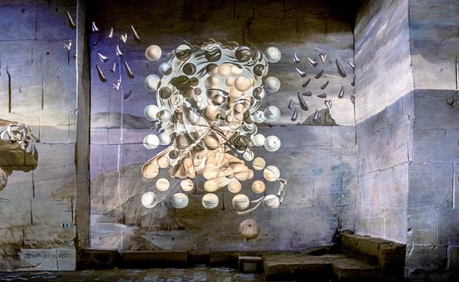 Exposición Surrealista de Salvador Dalí