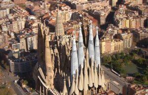 La Sagrada Familia de Gaudí será culminada con la ayuda de robots y tecnología