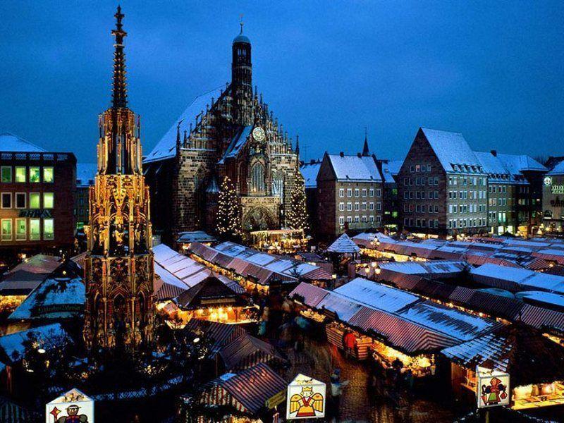 Navidad en Nuremberg