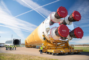 Space Launch System, el megacohete que nos llevará a La Luna