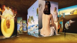 Exposición Surrealista de Salvador Dalí será exhibida en París