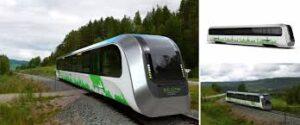 Tren sustentable que funcionará con energía mediante residuos será creado en Gran Bretaña