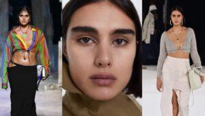 Jill Kortleve: La top model plus size que revoluciona las pasarelas
