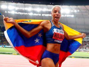 Yulimar Rojas: La Reina del Atletismo