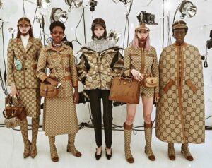 Gucci celebra 100 años reuniendo a Balenciaga y Tom Ford en su nueva colección