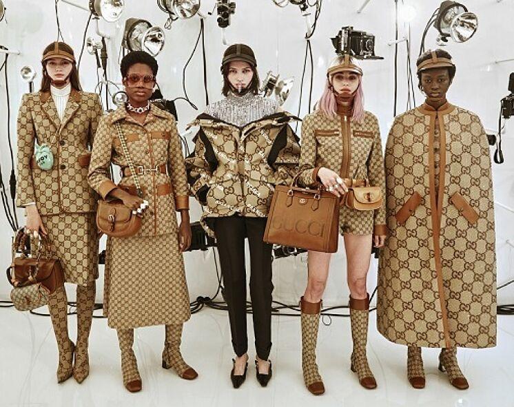 Gucci celebra 100 años