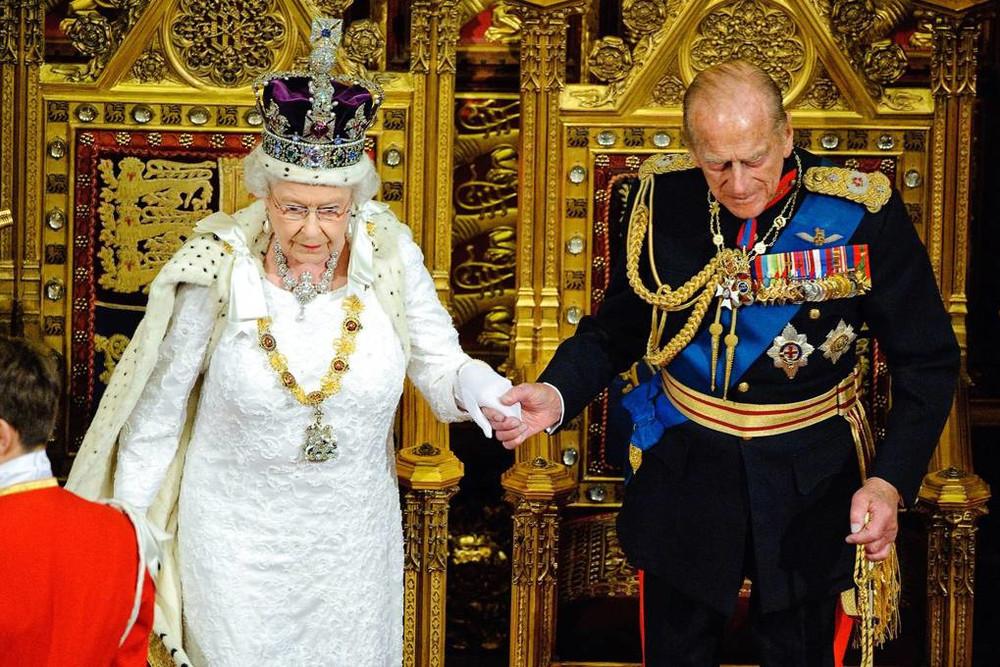 Isabel II y Felipe de Edinburgo