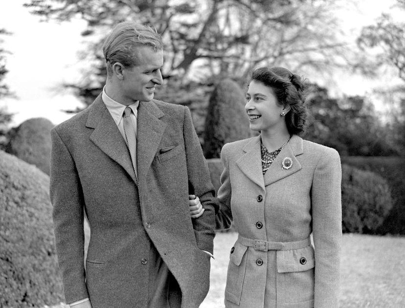 La historia de amor entre la reina Isabel II y el príncipe Felipe