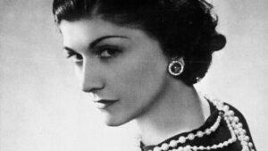 Coco Chanel, la legendaria diseñadora de la Alta Costura de la Belle Epoque