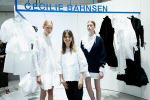 Cecilie Bahnsen, la diseñadora de los vestidos románticos de la Semana de la Moda de Copenhague