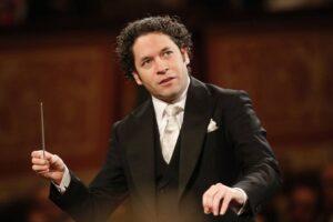 Gustavo Dudamel, el nuevo director musical de la Ópera de París