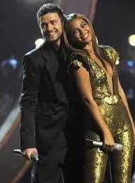 Beyoncé y Justin Timberlake