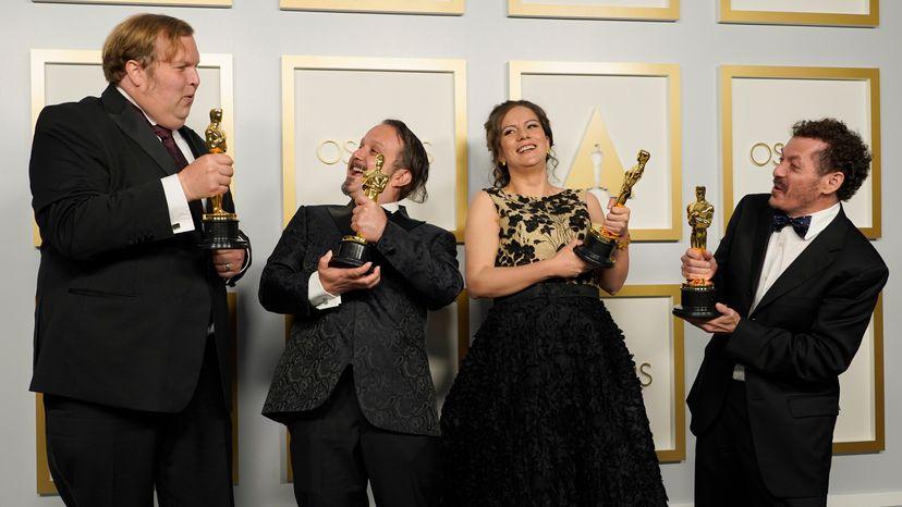 Cuatro latinoamericanos reciben el Oscar