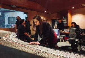 María Carolina Santana, la venezolana detrás del sonido de la película ganadora del Oscar 'Sound of Metal'