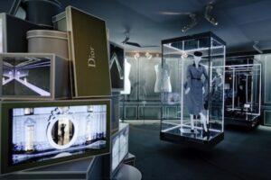 Dior Heritage, un lugar que alberga la historia de la moda de lujo