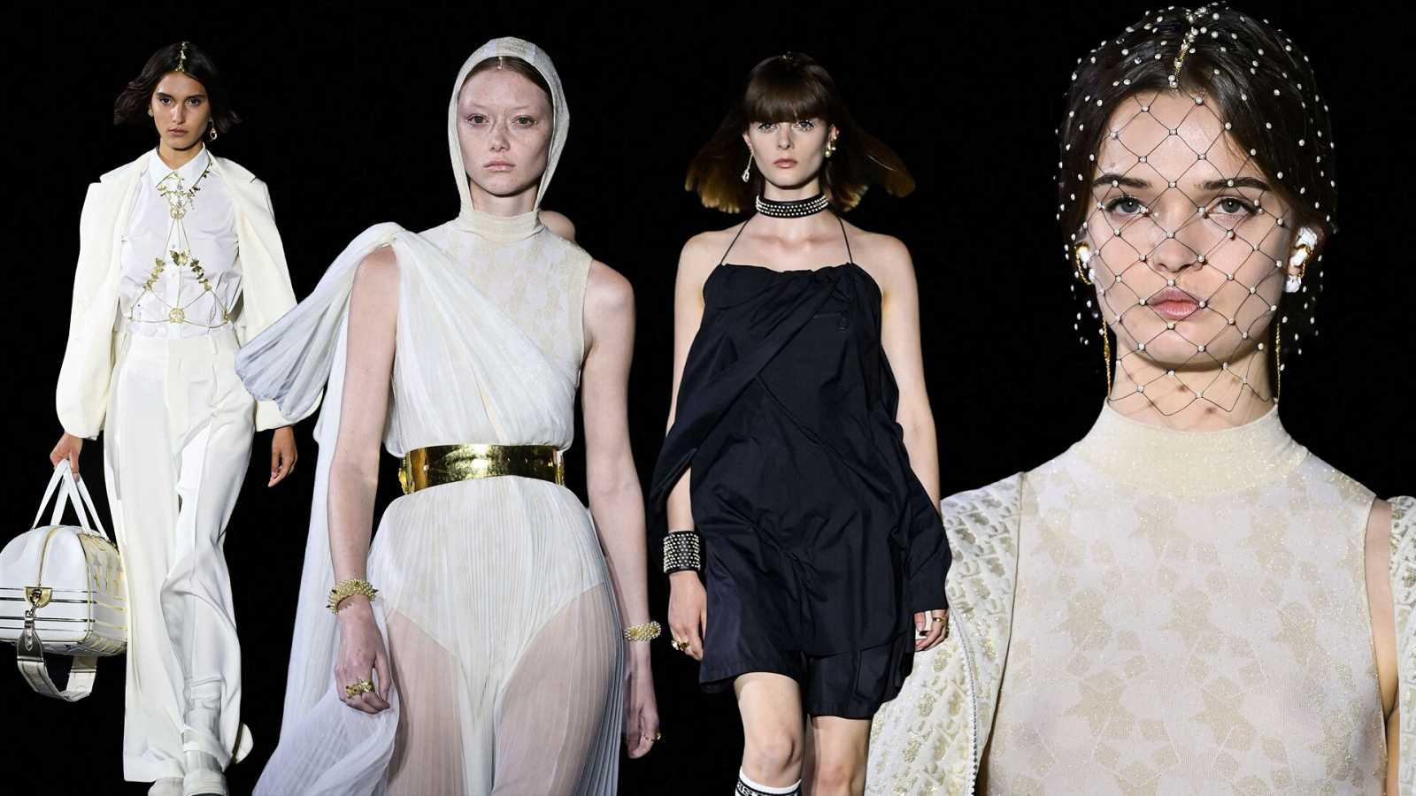 La colección crucero 2022 de Dior en Atenas
