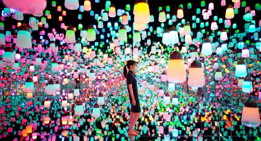 El museo digital de Japón
