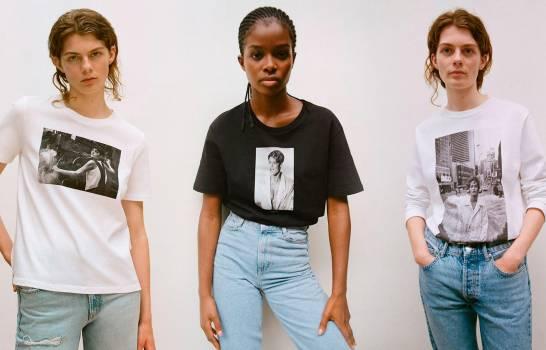 """Zara lanza su primera colección """"Tribute"""""""
