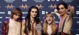 Måneskin: La banda italiana que revivió el rock en el 2021