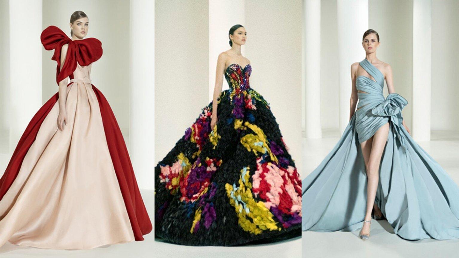 Elie Saab Haute Couture Otoño / Invierno 2021-22