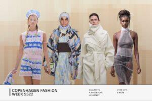 Los 8 mejores desfiles y tendencias de pasarela en la Semana de la Moda de Copenhague SS22