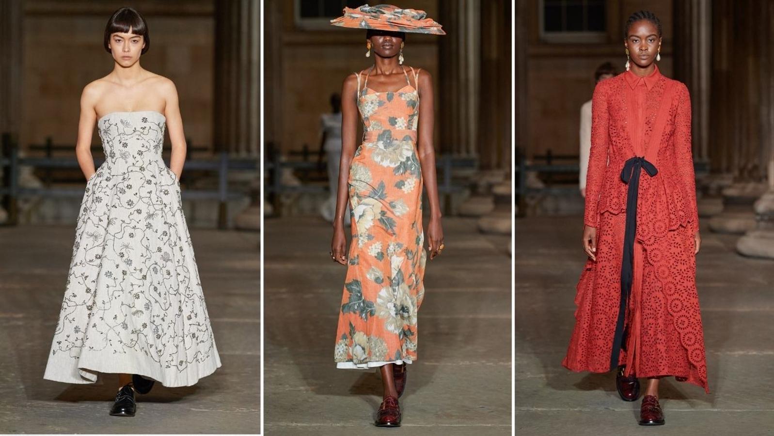 Las mejores tendencias de la Semana de la Moda de Londres