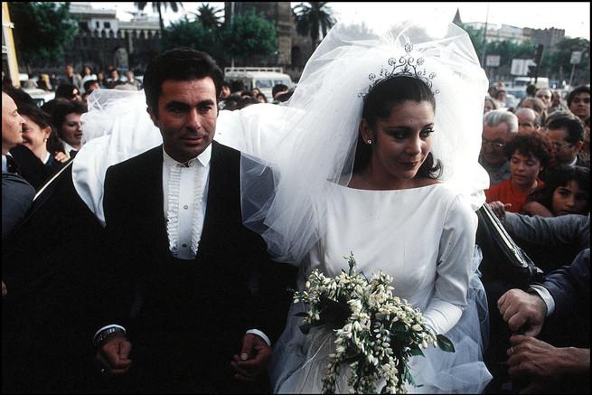 La boda de Isabel Pantoja y Paquirri