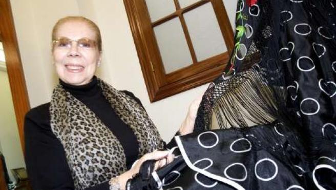 Lina, la diseñadora sevillana
