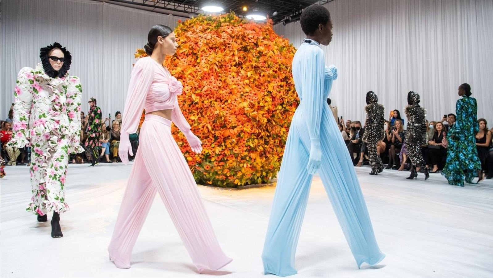 Semana de la Moda de Londres primavera-verano 2022
