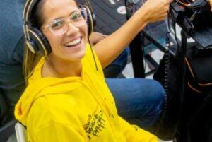 Kristy Espinoza, la cineasta venezolana que triunfó en el Festival Independent Shorts Awards