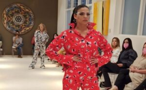 Ana Ascanio Couture se tiñe de rosa para unirse a una noble causa con su colección «Diversita»