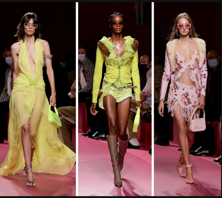 Semana de la Moda de Milán - Blumarine