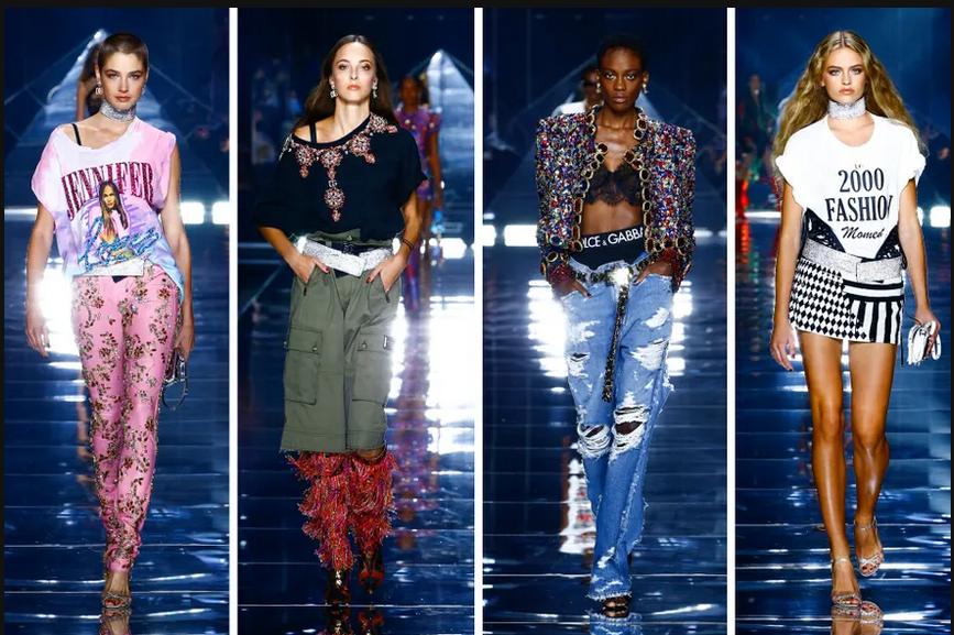 Semana de la Moda de Milán - Dolce & Gabbana
