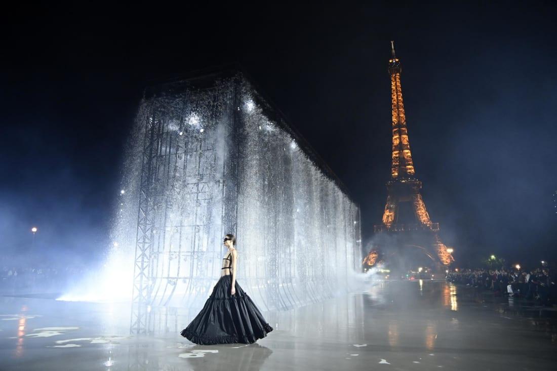 En la Semana de la Moda de París
